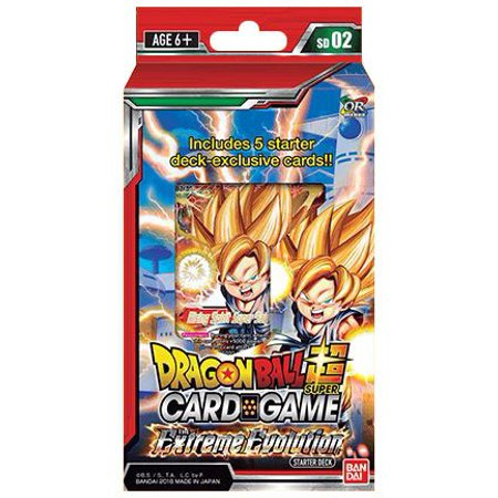 Extreme Adult Game (Dragon Ball Super Cross Worlds Series 3 Cross Worlds Series 3 Starter Deck Extreme)