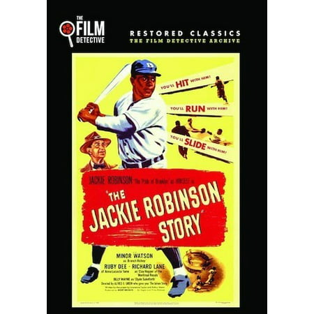 The Jackie Robinson Story (DVD) (Jackie Robinson Commemorative Dollar)
