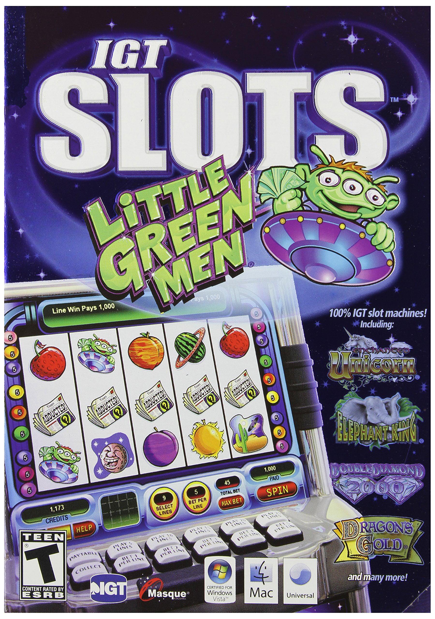 Little Green Men Slots