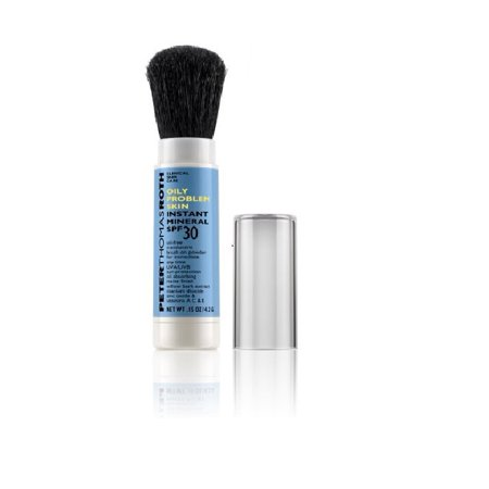 Best Peter Thomas Roth Oily Problem Skin Instant Mineral SPF 30, 0.15 Ounce deal