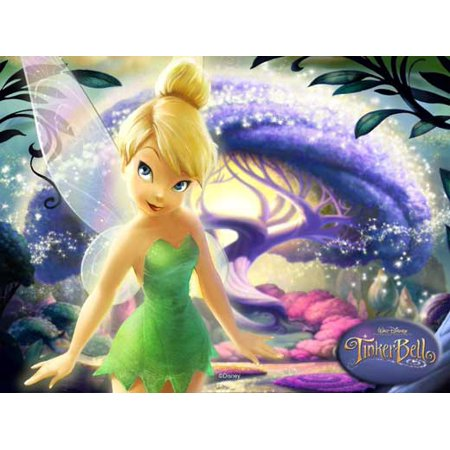 Tinker Bell and the Great Fairy Rescue POSTER Movie B (27x40) - Tinkerbell Movie