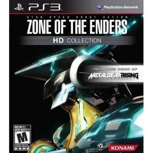 Zone of the Enders HD Collection - Playstation 3 PS3 Game