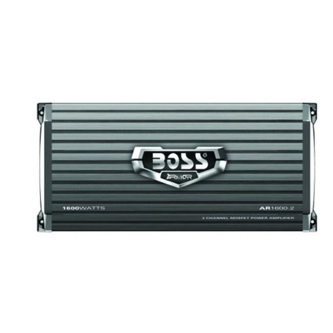 ARMOR 1600 Watts, 2-Channel Amplifier - AVA-AR1600.2