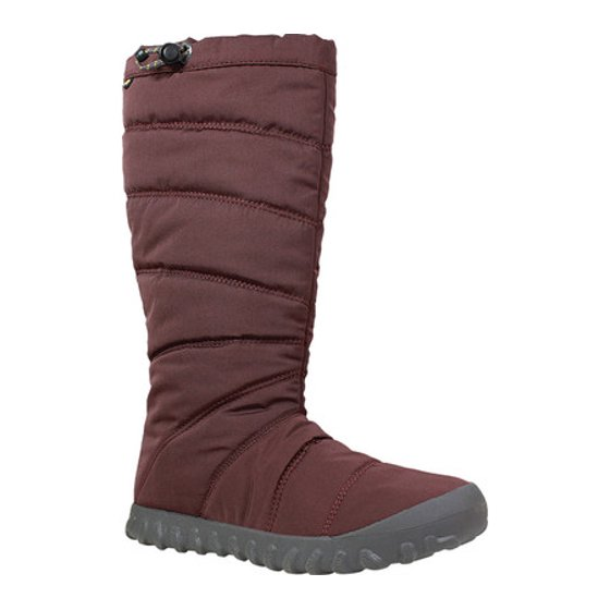c296defc381e ... for sub zero weather Bogs Max-Wick lining Quilted with fleece lining  DuraFresh bio-technology to fight odor. Women s Bogs B Puffy Tall Winter  Boot