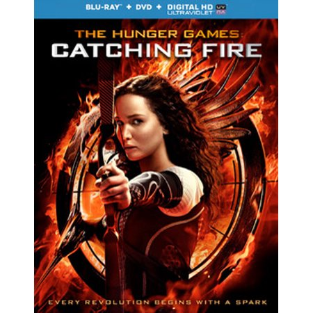The Hunger Games: Catching Fire (Blu-ray + DVD + Digital HD)](Hunger Games Plates)