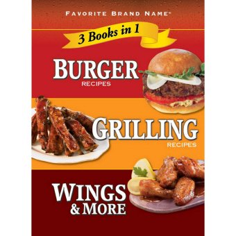 Halloween Burger Names (Burger/Grilling/Wings & More (Favorite Brand Name, 3 Books in)