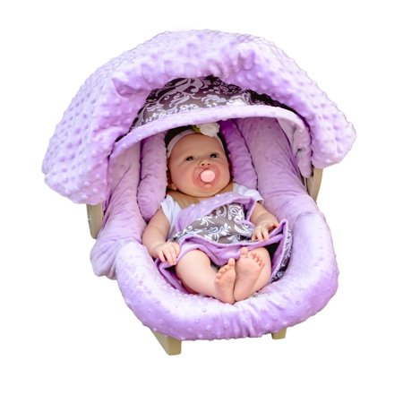 Cat Canopy 5 pc Whole Caboodle Baby Car seat Cover set (No Car ...