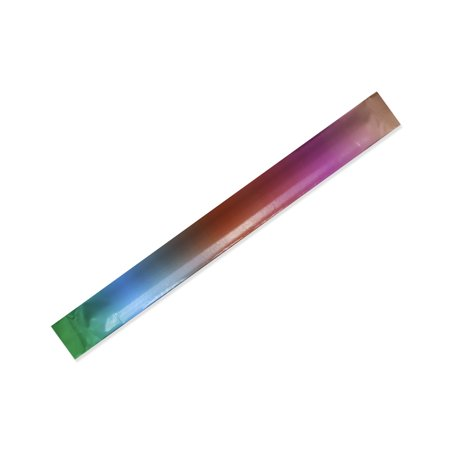 Rainbow Slap Bracelet Party Favors, 4ct