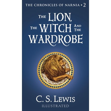 Chronicles of Narnia: The Lion, the Witch and the Wardrobe (Hardcover)(Large (Name Of Lion In Chronicles Of Narnia)