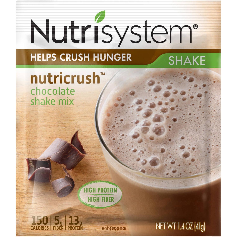 Nutrisystem chocolate shakes