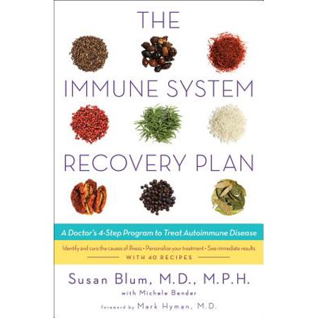 The Immune System Recovery Plan - eBook