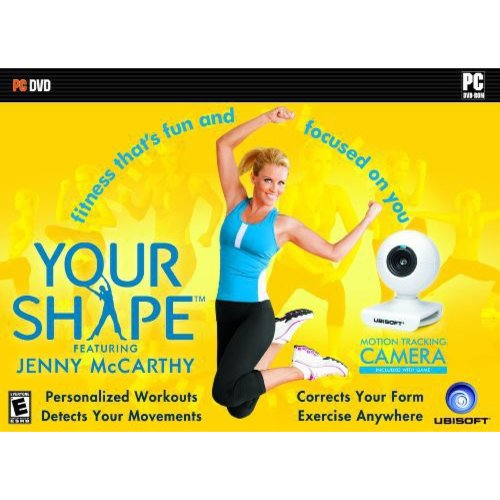 Your Shape w/ camera (PC)
