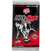 Evolved Habitats Deer Cane Black Magic Mineral Attractant Block