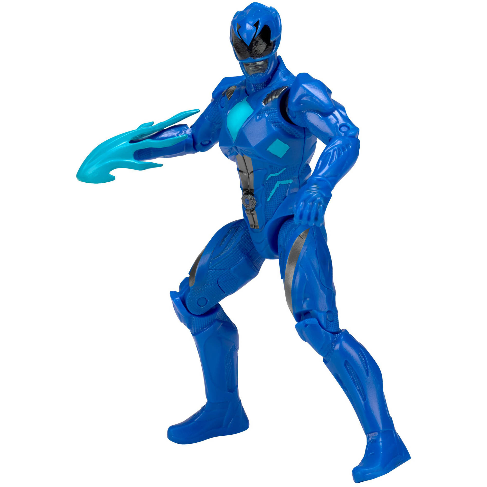 "Mighty Morphin Power Rangers Movie 5"" Blue Ranger Action Hero"
