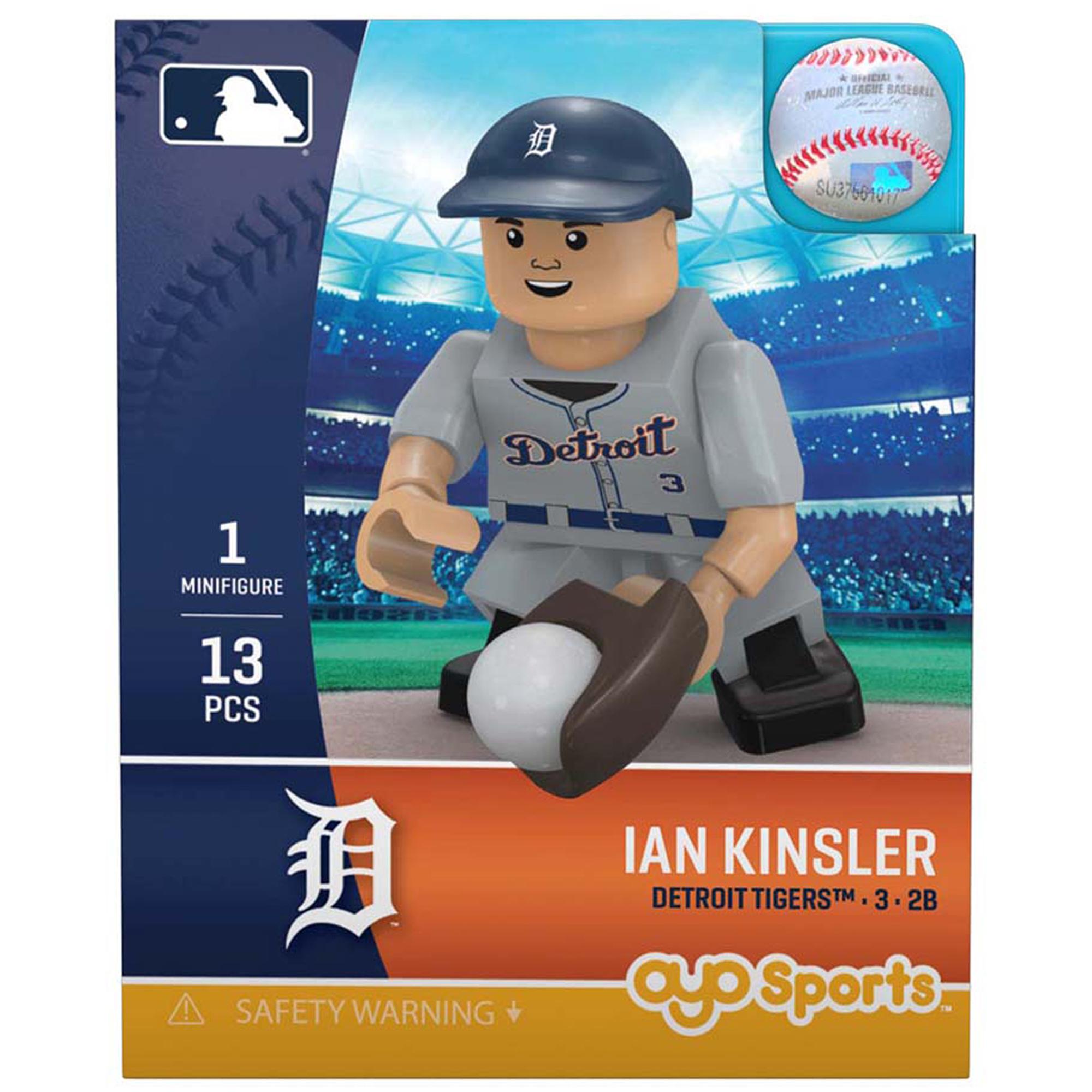 Ian Kinsler Detroit Tigers OYO Sports Generation 5 Mini Figurine - No Size