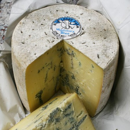 igourmet Middlebury Blue by Blue Ledge Farm (7.5 ounce) Blue Danube Cheese