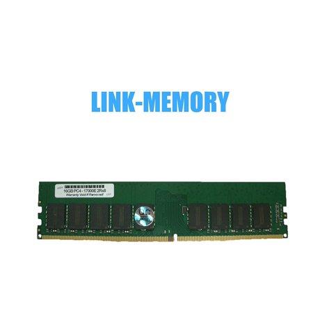 SNP7XRW4C/16G 16GB DDR4 2133MHz PC4-17000 ECC Memory Dell PowerEdge R230  R330 by Link-Memory