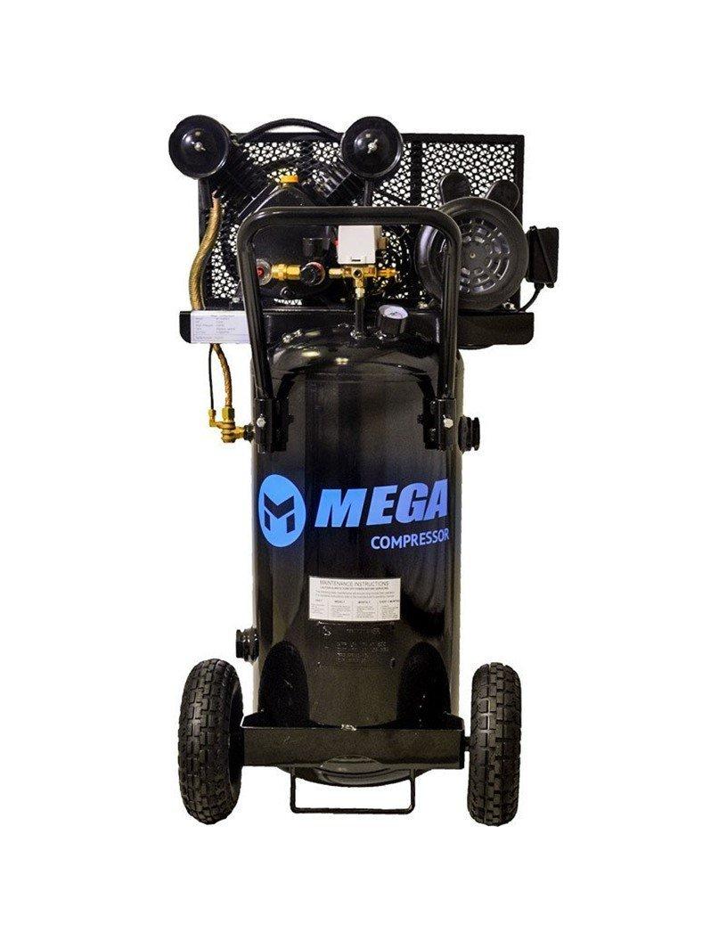 Megapower垂直20加仑空气压缩机