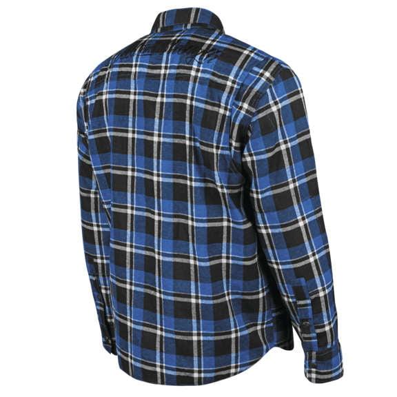 Black, XX-Large Speed and Strength Black Nine Mens Reinforced Moto Shirt