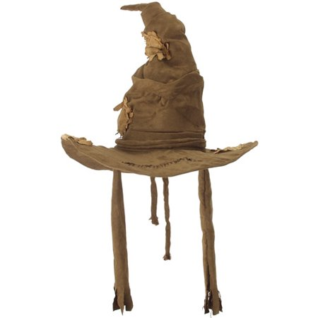 Harry Potter Brown Sorting Hat Halloween Accessory