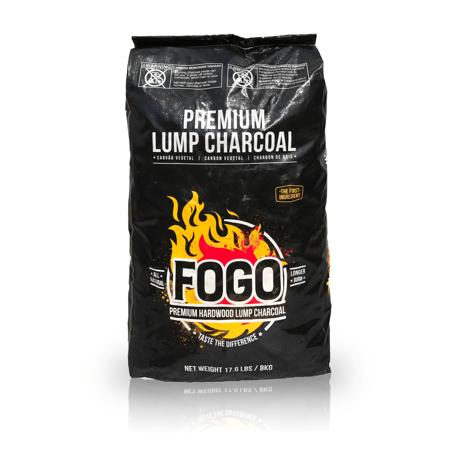 Fogo Premium Hardwood Lump Charcoal 17.6-pound