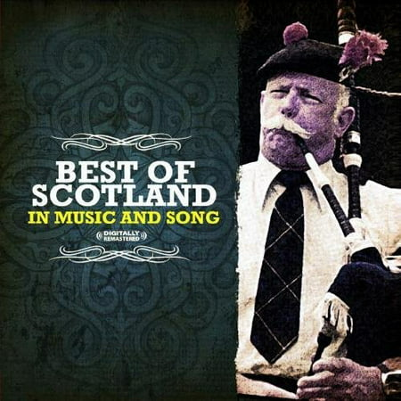 Best of Scotland in Music & Song / Various