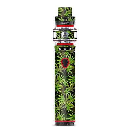 Skin Decal for Smok Stick Prince Kit Vape / weed pot skunk high