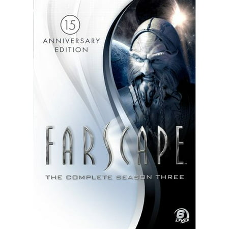 Farscape: The Complete Season Three (15th Anniversary Edition)