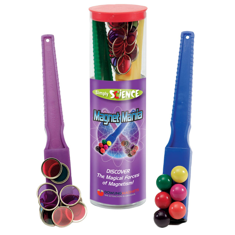 SIMPLY SCIENCE MAGNET MANIA KIT