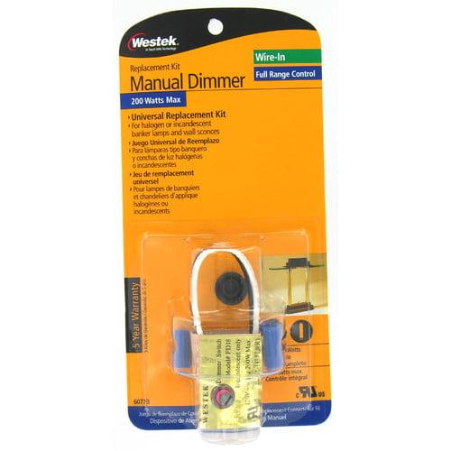 American Tack Manual Dimmer Replacement Set