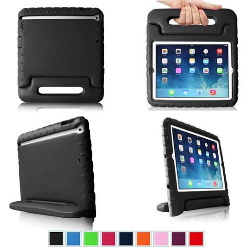 Fintie iPad Air Kiddie Case - Lightweight Shockproof with Convertible Handle Stand Kids Friendly Cover,  Black