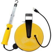 Bayco-SL-866 1,200 Lumen LED Work Light with Magnetic Hook on Retractable Reel