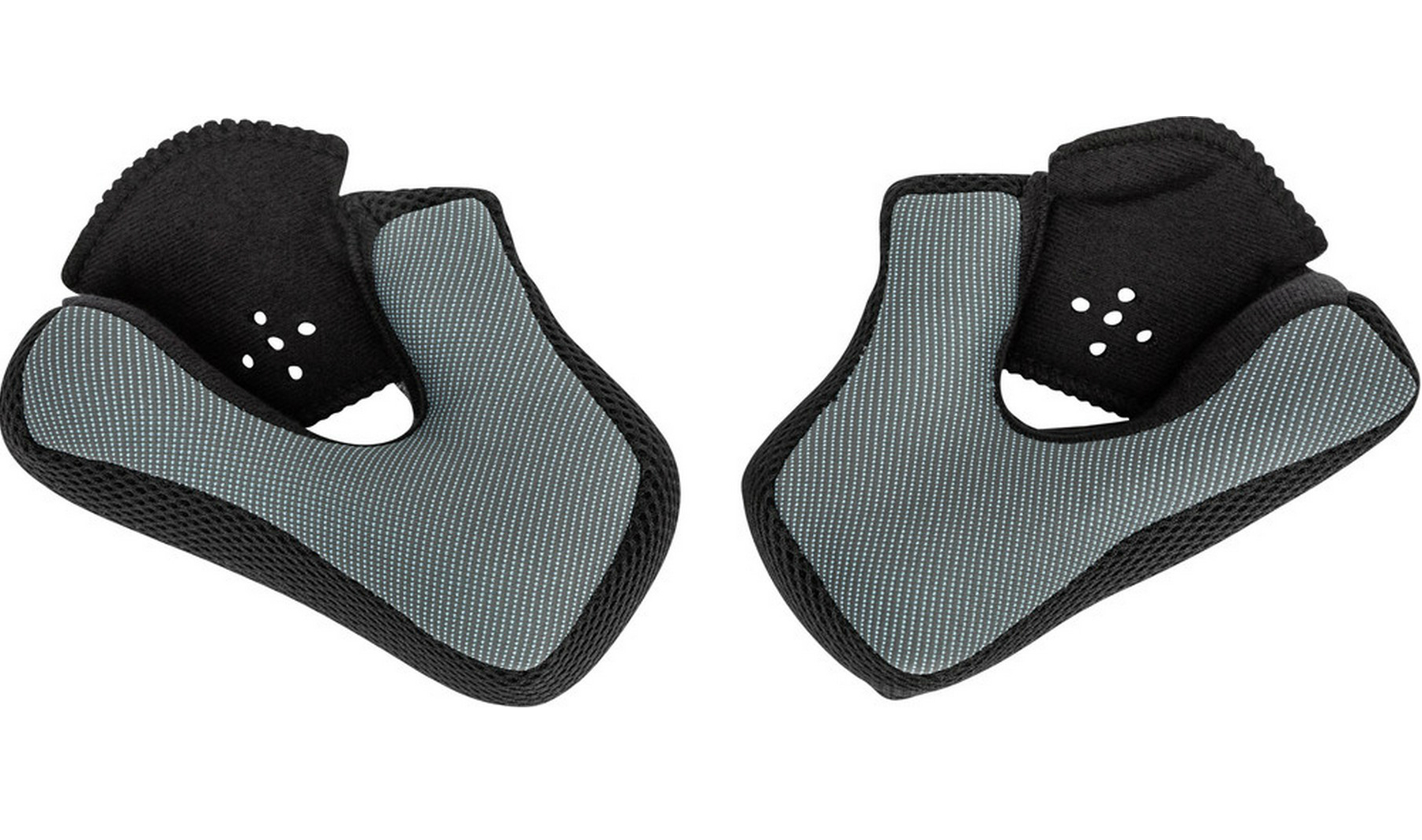 GMAX MX-86 Replacement Cheek Pads Gray