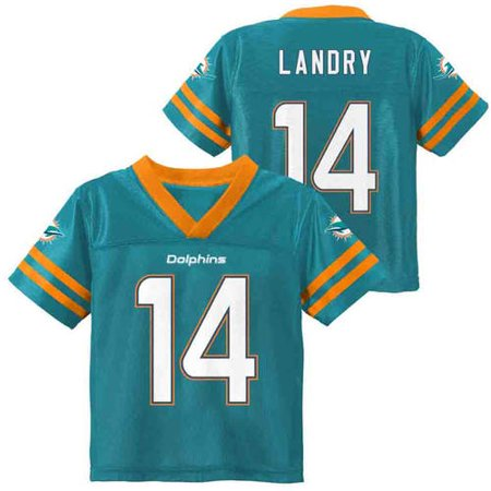 the best attitude 82c05 54f9d NFL Miami Dolphins Toddler Jarvis Landry Jersey