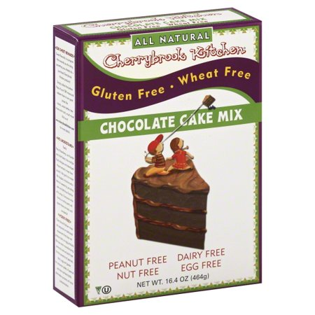 Cherrybrook Kitchen Gluten Free Dreams Chocolate Cake Mix -- 16.4 - Cherrybrook Kitchen Gluten Free