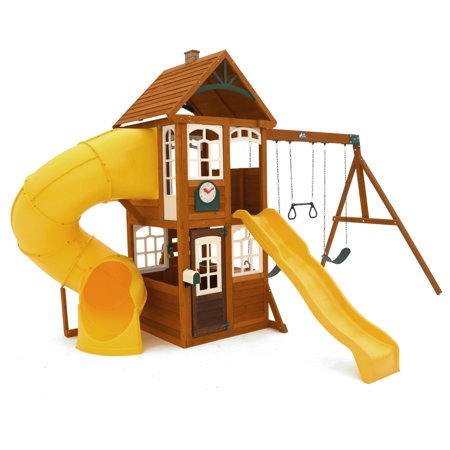 Kidkraft Castlewood Wooden Play Set Now $799 (Was $1750)