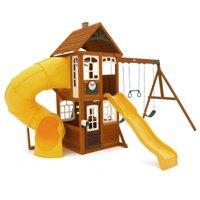 Deals on Kidkraft Castlewood Wooden Play Set