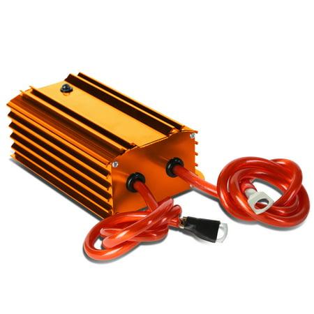 Palmer Stabilizer Regulator (Universal Electric System Car Battery Voltage Stabilizer Regulator w/ Cable (Gold) )