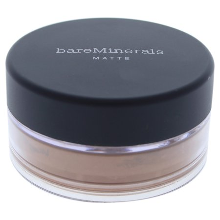Deep Matte (Matte Foundation SPF 15 - C50 Medium Deep by bareMinerals for Women - 0.21 oz Foundation)