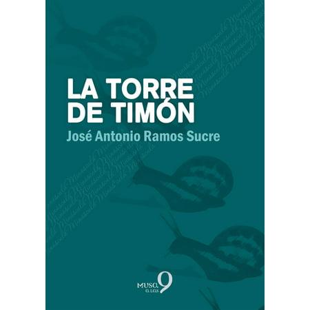 La torre de Timón - eBook