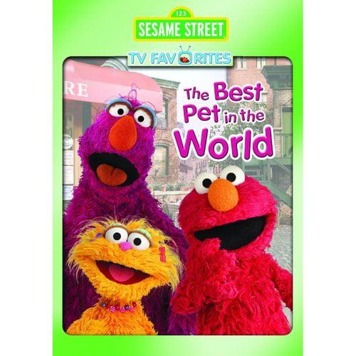 Sesame Street: The Best Pet In The World (Full Frame)