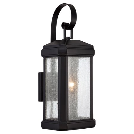 Quoizel Trumbull TML8408K Outdoor Wall Lantern