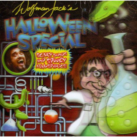 Wolfman Jack's: Scary Sounds](Scary Sounds Of Halloween Mp3)