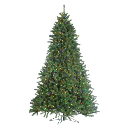 Sterling Tree Company 9 ft. Grand Canyon Spruce Pre-lit Christmas Tree ()