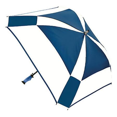 004e1e98be79 WindPro Gellas Auto Open Vented Square Golf Umbrella - Alternating Panels
