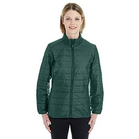 Ash City - Core 365 Ladies' Prevail Packable Puffer Jacket
