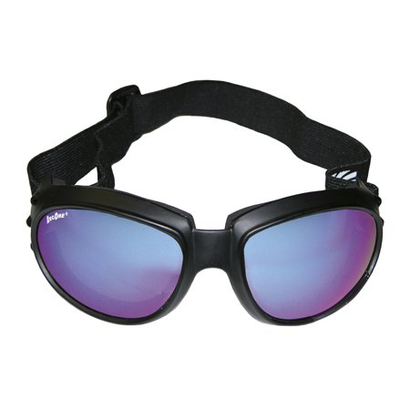 ArcOne Action Safety Goggles - Hardened Smoke Lens with Blue / Purple Revo  Finish