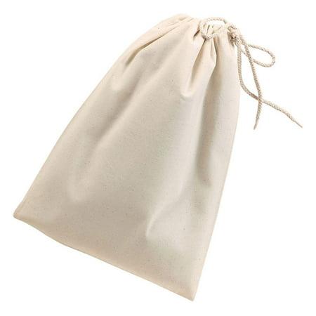 Port & Company Perfect Size Drawcord Closure Shoe - Mini Shoe Bag