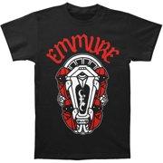 Emmure Men's  Casket T-shirt Black