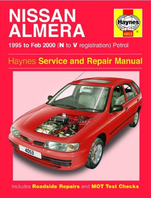 nissan almera service and repair manual n to v reg walmart com rh walmart com 2000 Nissan Sentra 2017 Nissan Sentra